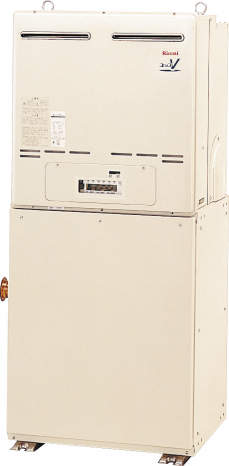 【最安値挑戦中!最大23倍】ガス給湯器 リンナイ RUXC-V5002MG 業務用タイプ DECA-QV 50号 給湯専用 屋外据置型 50A [■]