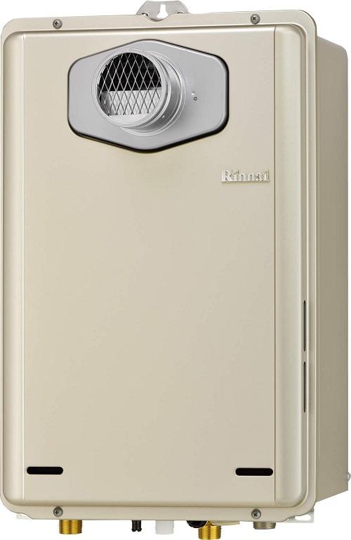 【最安値挑戦中!最大25倍】ガス給湯器 リンナイ RUX-E2006T 給湯専用タイプ ユッコ 20号 PS扉内設置形/PS前排気型 20A [■]