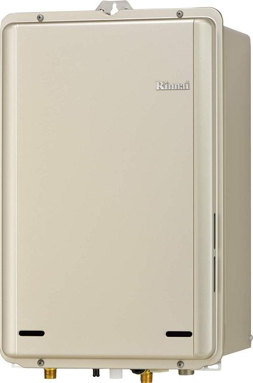 【最安値挑戦中!最大34倍】ガス給湯器 リンナイ RUX-E1616B 給湯専用タイプ ユッコ 16号 PS後方排気型 15A [■]