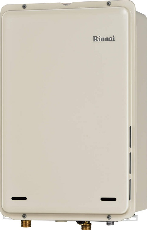 【最安値挑戦中!最大34倍】ガス給湯器 リンナイ RUX-A1615B 給湯専用 ユッコ 16号 PS扉内後方排気型 15A [≦]