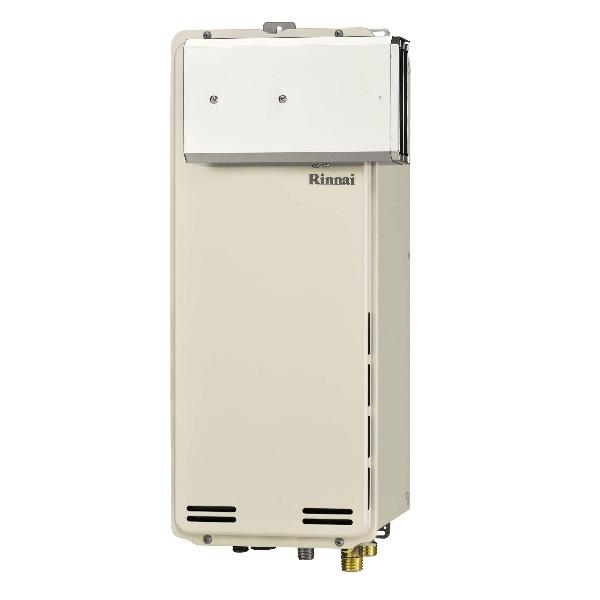 ガス給湯器 リンナイ RUF-SA2005SAA 20号 オート スリムタイプ アルコーブ設置型 給湯・給水20A [■]