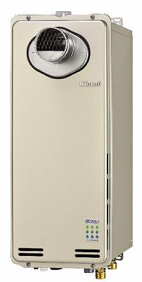 【最安値挑戦中!最大25倍】ガス給湯器 リンナイ RUF-SE1615AT 16号 フルオート PS扉内設置型/PS前排気型 排気延長不可タイプ 給湯・給水15A [≦]