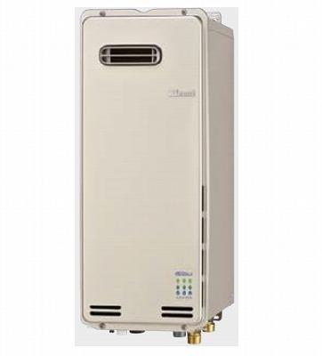 【最安値挑戦中!最大25倍】ガス給湯器 リンナイ RUF-SEP1605SAW 16号 オート 屋外壁掛・PS設置型 給湯・給水20A [≦]