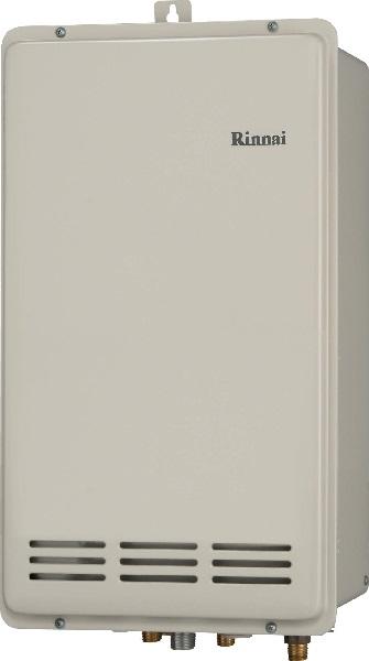【最安値挑戦中!最大24倍】ガス給湯器 リンナイ RUF-VK2010SAB-L(B) 設置フリータイプ オート ユッコUF 20号 PS扉内後方排気型 15A リモコン別売 [■]