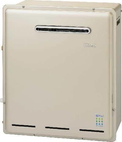 【最安値挑戦中!最大34倍】ガス給湯器 リンナイ RFS-E2405SA(A) 浴槽隣接設置タイプ ECOジョーズ ユーアール 24号 オート 屋外据置型 20A [≦]
