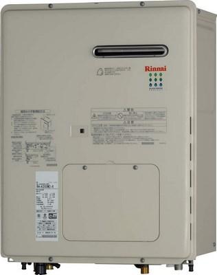 【最安値挑戦中!最大25倍】ガス給湯器 リンナイ RH-K200W2-1 屋外壁掛型 [≦]