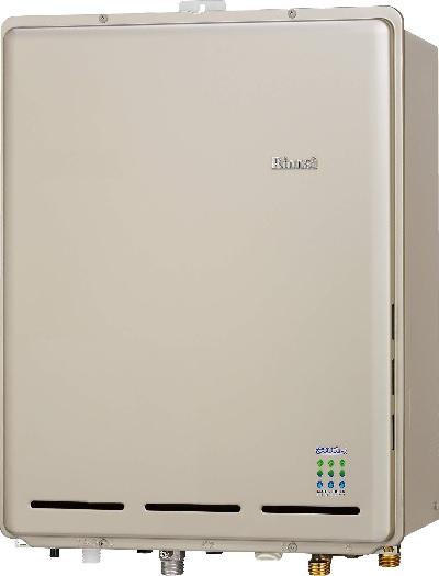 【最安値挑戦中!最大34倍】ガス給湯器 リンナイ RUF-E2015SAB(A) エコジョーズ ユッコUF 20号 オート PS扉内後方排気型 15A [≦]
