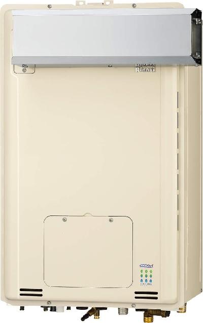 【最安値挑戦中!最大25倍】ガス給湯器 リンナイ RUFH-E2405SAA(A) 24号 オート アルコーブ設置 [∀■]