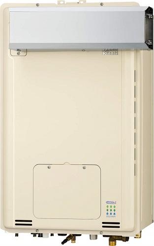 【最安値挑戦中!最大25倍】ガス給湯器 リンナイ RUFH-EP1613SAFF2-3H 16号 オート 屋外壁掛型 [∀■]