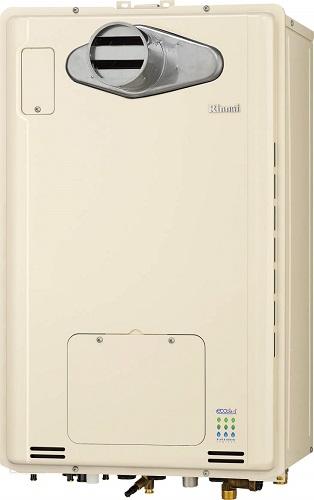 【最大44倍スーパーセール】ガス給湯器 リンナイ RUFH-EP1615AT2-3-A 16号 フルオート PS扉内設置型/PS前排気型 [∀■]