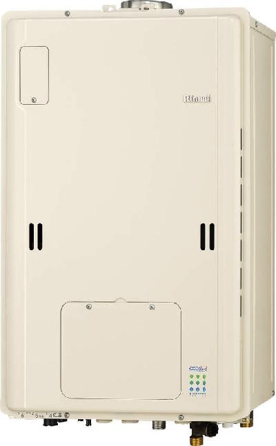 【最安値挑戦中!最大25倍】ガス給湯器 リンナイ RUH-E2403U2-1 24号 音声ナビ PS扉内上方排気 [≦]