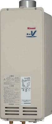 【最安値挑戦中!最大23倍】ガス給湯器 リンナイ RUX-VS1606U-E 16号 PS扉内上方排気型 [∀■]