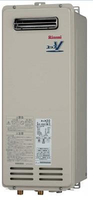 【最安値挑戦中!最大34倍】ガス給湯器 リンナイ RUX-VS2006W-E 20号 屋外壁掛 PS設置型 [∀■]