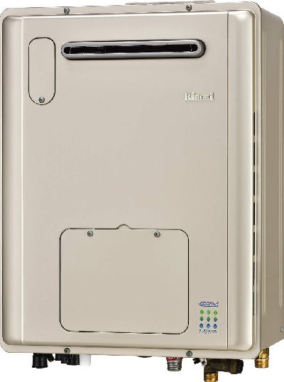 【最安値挑戦中!最大34倍】ガス給湯器 リンナイ RVD-E2405AW2-1(A) 24号 フルオート 屋外壁掛 [∀■]