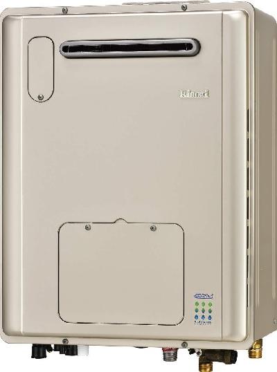 【最安値挑戦中!最大24倍】ガス給湯器 リンナイ RVD-E2405AW2-3(A) 24号 フルオート 屋外壁掛 [∀■]