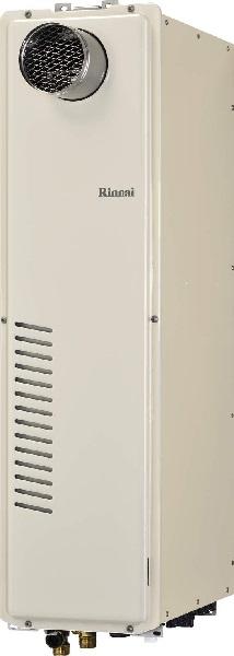 【最安値挑戦中!最大34倍】ガス給湯器リンナイ RUFH-SA2400AT2-6 フルオート スリムタイプ 24号 PS扉内設置型 超高層耐風仕様 20A リモコン別売 [■]