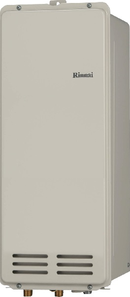 【最安値挑戦中!最大34倍】ガス給湯器リンナイ RUX-VS1606B(A) 音声ナビ ユッコ スリムタイプ 16号 PS扉内後方排気型 20A リモコン別売 [■]