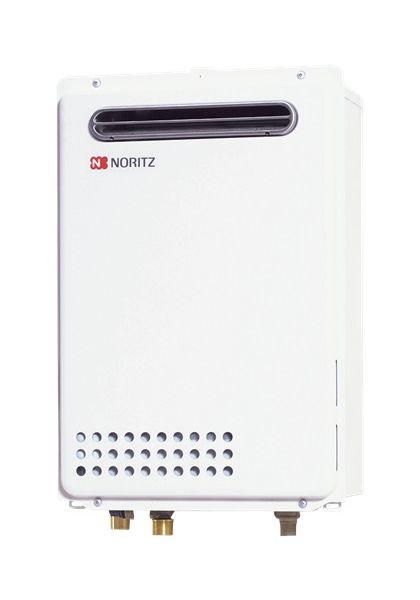 【最安値挑戦中!最大34倍】ガス給湯器 ノーリツ GQ-2439WS-1 リモコン別売 給湯専用 ユコアGQ-WS-1 オートストップ 屋外壁掛形(PS標準設置形)24号 [♪◎]