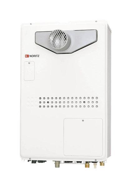 【最安値挑戦中!最大25倍】ガス温水暖房付ふろ給湯器 ノーリツ GTH-2444AWX-T-1BL リモコン別売 フルオート 1温度 PS扉内設置形[♪◎]