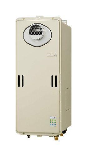 【最安値挑戦中!最大24倍】ガス給湯器 リンナイ RUF-SE2010SAW 設置フリータイプ エコジョーズ ユッコUF 20号 オート 屋外壁掛 PS設置型 15A [≦]