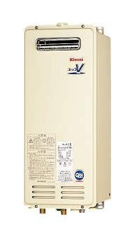 【最安値挑戦中!最大34倍】ガス給湯器 リンナイ RUX-VS1616W-E 16号 屋外壁掛 PS設置型 [∀■]