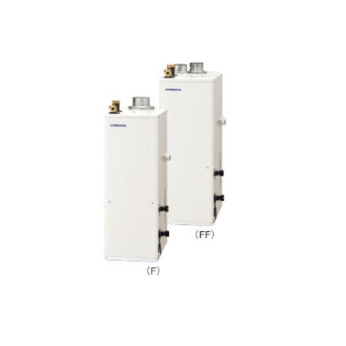 石油給湯器 コロナ UKB-SA471A(FF) 据置型 屋内設置型 強制給排気 ボイスリモコン付 給排気筒セット別売 [♪∀■]