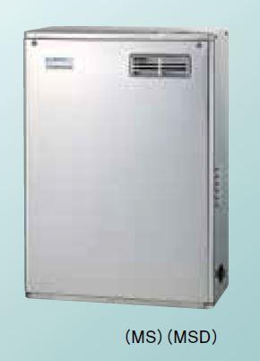 【最安値挑戦中!最大23倍】石油給湯器 コロナ UIB-NX46R(MSD) 屋外設置型 前面排気 シンプルリモコン付 [♪∀■]