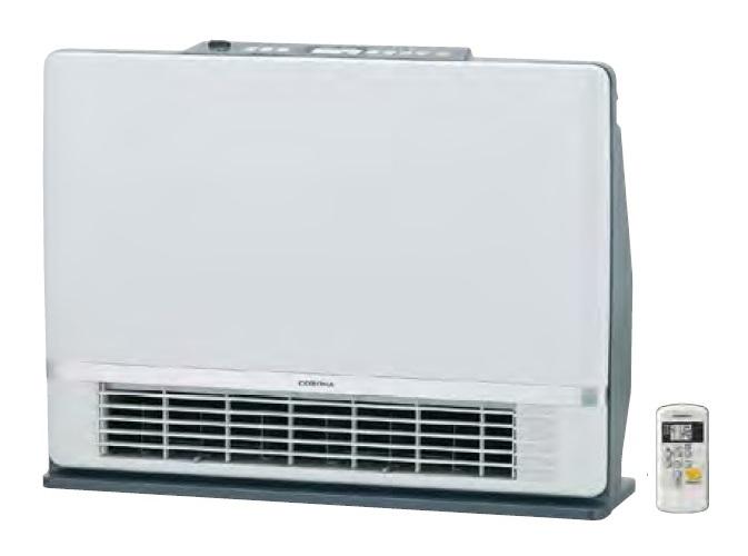 【最安値挑戦中!最大25倍】温水ルームヒーター コロナ CRH-600DS 室内機 パワフルタイプ(16畳~25畳) パールホワイト リモコン付属 [♪■]