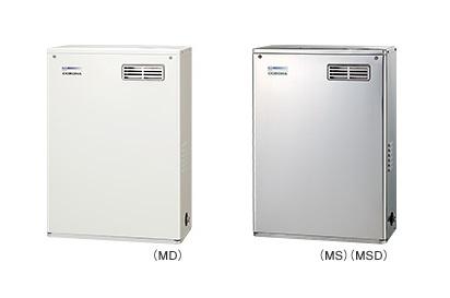 【最安値挑戦中!最大34倍】石油給湯器 コロナ UIB-NX46R(MSD) 屋外設置型 前面排気 シンプルリモコン付 [♪∀■]