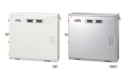 【最安値挑戦中!最大25倍】石油給湯器 コロナ UKB-AG470AMX(MS) 据置型 屋外設置型 前面排気 ボイスリモコン付 [♪■]