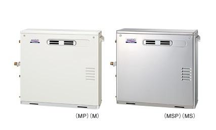 【最安値挑戦中!最大25倍】石油給湯器 コロナ UKB-AG470FMX(MSP) 据置型 屋外設置型 前面排気 インターホンリモコン付 [♪■]