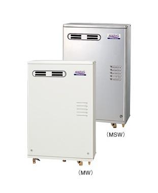 【最安値挑戦中!最大25倍】石油給湯器 コロナ UKB-AG470MX(MW) 壁掛型 屋外設置型 前面排気 ボイスリモコン付 [♪■]