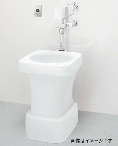 【最安値挑戦中!最大34倍】パブリック用流しセット TOTO SKL330DRFP 給水栓あり 補高台あり 排水接続新設用 [♪■]