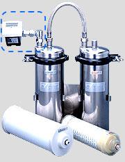 【最安値挑戦中!最大25倍】業務用浄水器 キッツ LOASC-0+OASF-1 フィルターカートリッジ [■]