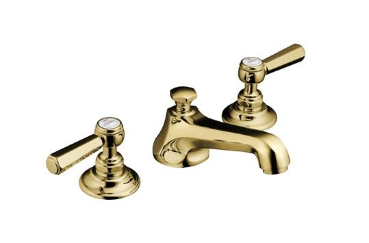 【最安値挑戦中!最大25倍】セラトレーディング HR21260S-PB Astoria 湯水混合栓 ブラス [■]