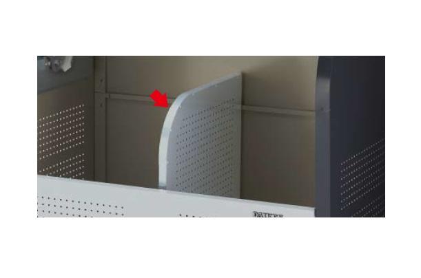 【最安値挑戦中!最大34倍】ダイケン クリーンストッカーオプション CKR2-09PT 仕切り板 [♪▲【本体同時購入のみ】]