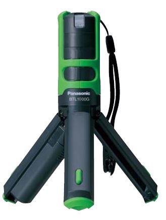 【最安値挑戦中!最大25倍】電設資材 パナソニック BTL1000G レーザーマーカー墨出し名人 ケータイ 壁一文字(鉛直タイプ) グリーン