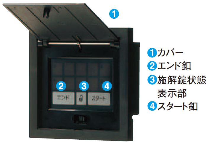 【最安値挑戦中!最大24倍】電設資材 パナソニック EK3822B シークレットスイッチ(FFシリーズ)(2線式・埋込型)(ブラック) [∽]