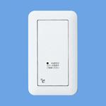 【最安値挑戦中!最大34倍】電設資材 パナソニック WTE1208W ワイヤレスシリーズ8Aタイプ 受信器 [∽]