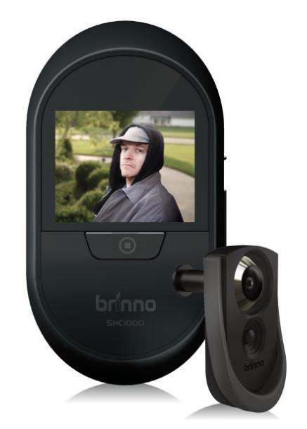 【最安値挑戦中!最大24倍】Brinno ブリンノ SHC1000 玄関ドア 防犯カメラ ルスカII [♪]