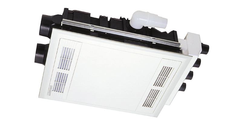 【最安値挑戦中!最大34倍】マックス ES-8300DC-F1 全熱交換型24時間換気システム 戸建用 PM2.5対策フィルター搭載機