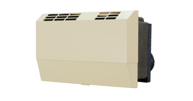 【最安値挑戦中!最大24倍】マックス ES-U12D1-B 全熱交換型24時間換気システム 1室タイプ 色調=ベージュ