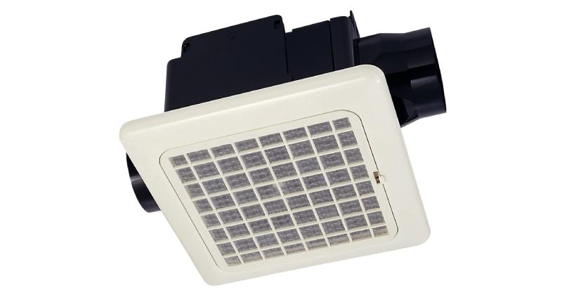 【最大44倍スーパーセール】マックス VF-C22KC1-2 排気ファン(天井埋込型) 2室天井埋込型換気扇 □225 ベーシックタイプ