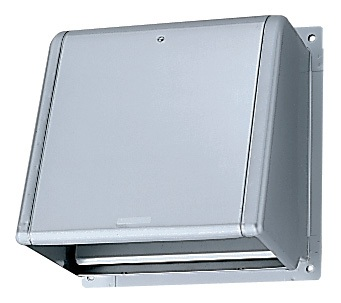 【最安値挑戦中!最大34倍】三菱 有圧換気扇部材 SHW-20MTA 鋼板製ウェザーカバー 電動シャッター付 [$]