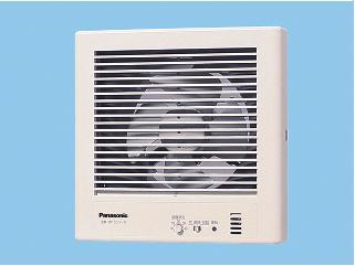 【最安値挑戦中!最大23倍】換気扇 パナソニック FY-16PDQTD パイプファン プロペラファン 壁取付形 電気式シャッター付 自動運転形〈温度・煙センサー付〉 [◇]