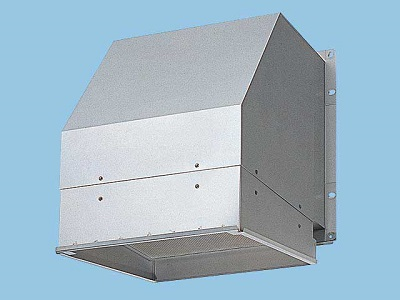 【最安値挑戦中!最大33倍】換気扇部材 パナソニック FY-HAX353 有圧換気扇部材 給気用屋外フード 35cm用 ステンレス製 [♪◇]