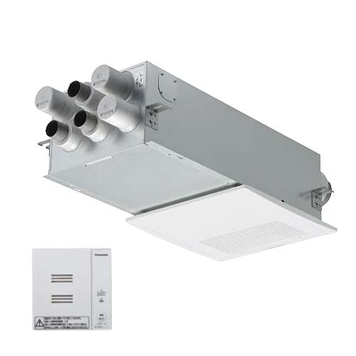 換気扇 パナソニック FY-12VBD2SCL 気調システム 熱交換気ユニット(カセット形) 微小粒子用フィルター搭載 リモコン同梱 [◇]