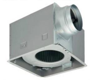 【最安値挑戦中!最大23倍】換気扇 東芝 DVF-XT23DA ダクト用換気扇 低騒音形 ルーバー(本体カバー)別売タイプ ACモータータイプ [■]