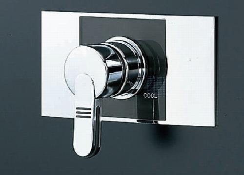 【最大44倍お買い物マラソン】水栓金具 INAX BF-23S 埋込形シャワー・シャワーバスセットパブリック向け 湯水混合栓 シングルレバー 一般地 [□]