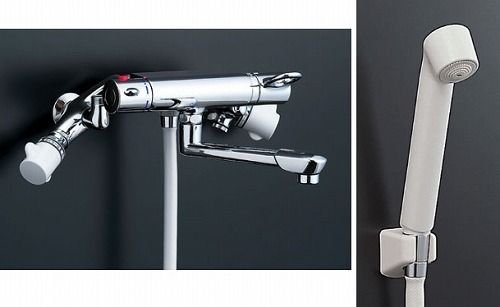 【最安値挑戦中!最大23倍】水栓金具 INAX BF-B145TS 太陽熱温水器用 他熱源併用タイプ ビーフィット 逆止弁付 一般地 [□]